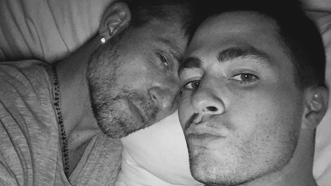 Colton Haynes Confirms Romance With Celebrity Floral Designer Jeff Leatham: 'I Feel So Blessed'