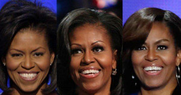 Comparing Michelle Obama's 3 DNC Looks From 2008, 2012 and 2016