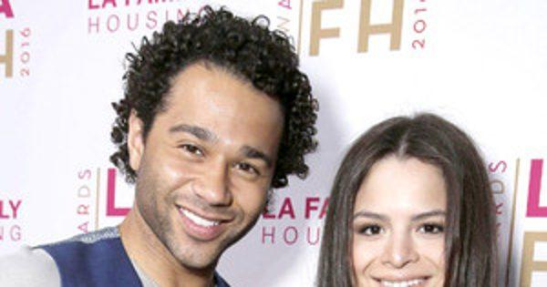 Corbin Bleu From High School Musical & Sasha Clements Are Married