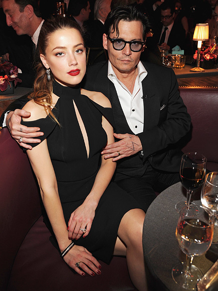 Court Grants Johnny Depp's Request to Keep Amber Heard Divorce Details Private