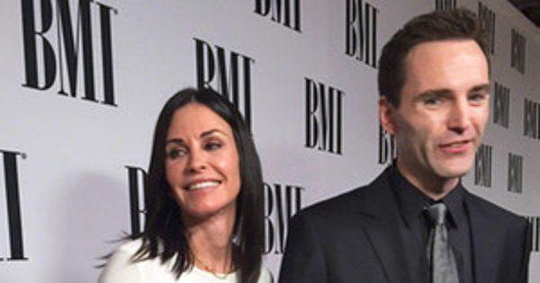 Courteney Cox Gets Loving Birthday Wishes From Boyfriend Johnny McDaid