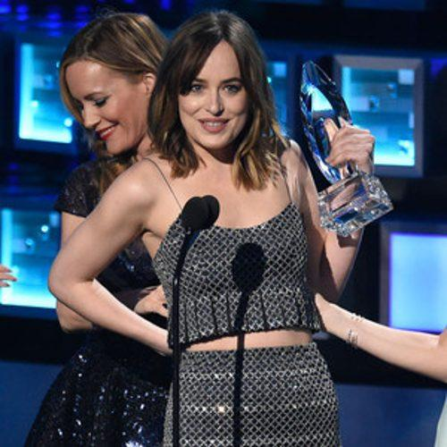 Dakota Johnson Finally Explains That Wardrobe Malfunction at