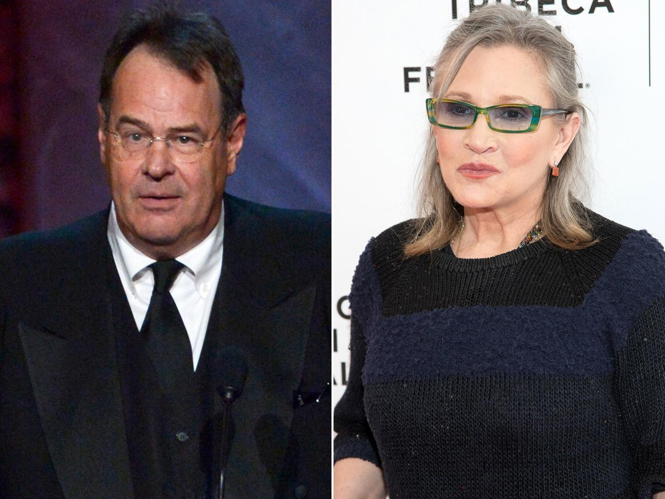 Dan Aykroyd Opens Up About Drugs and Love in Candid Tribute to Carrie Fisher