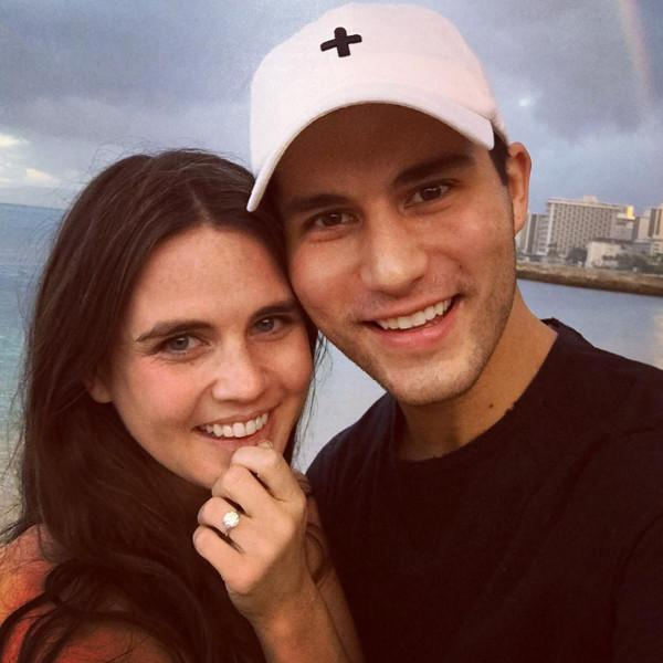 Dan + Shay Singer Dan Smyers Engaged to Longtime Girlfriend Abby Law