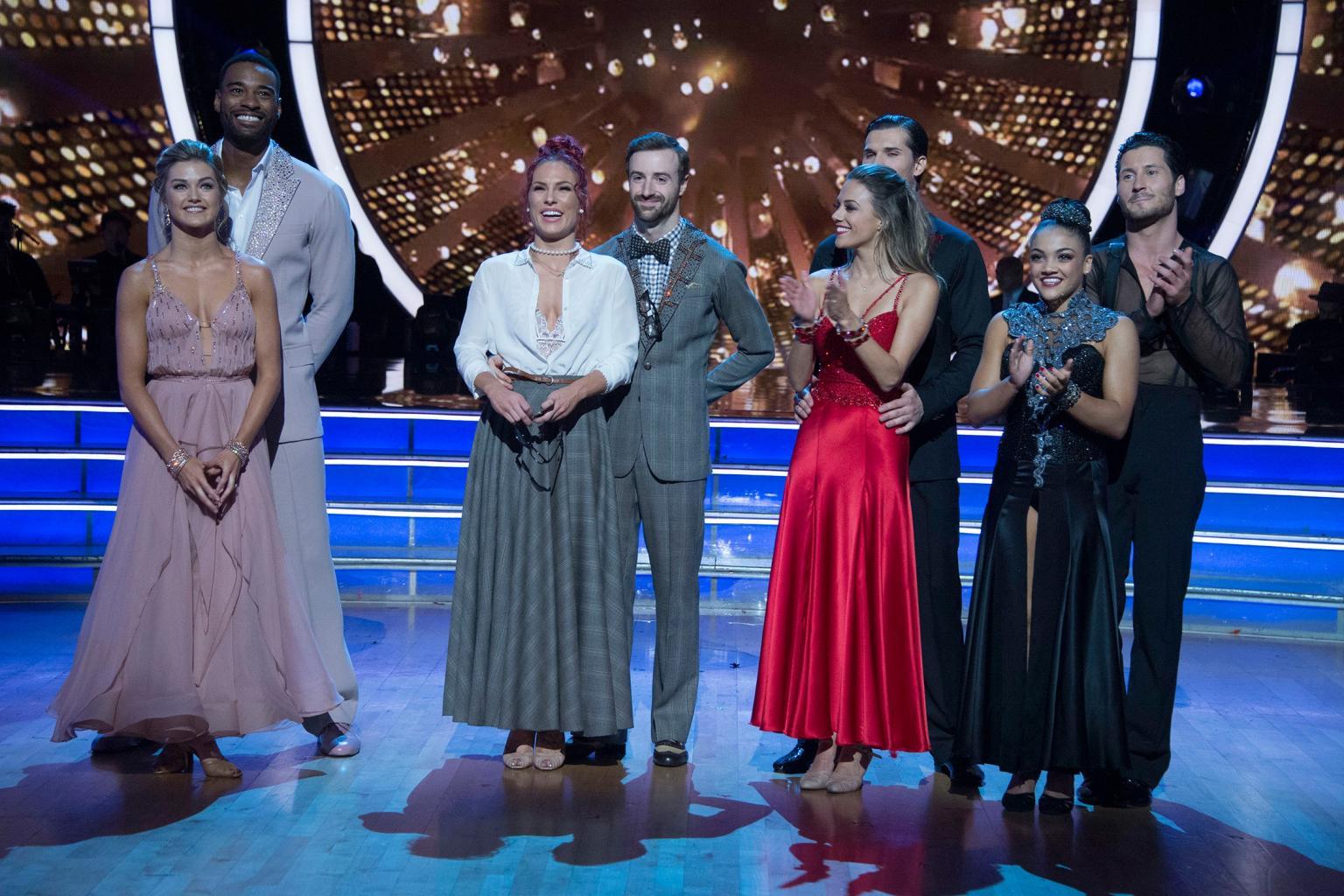 Dancing with the Stars Crowns Laurie Hernandez as Its Season 23 Mirrorball Trophy Winner