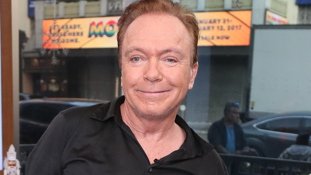 David Cassidy Says He's 'Particularly Touched' By Support From His Friends After Revealing Dementia Diagnosis