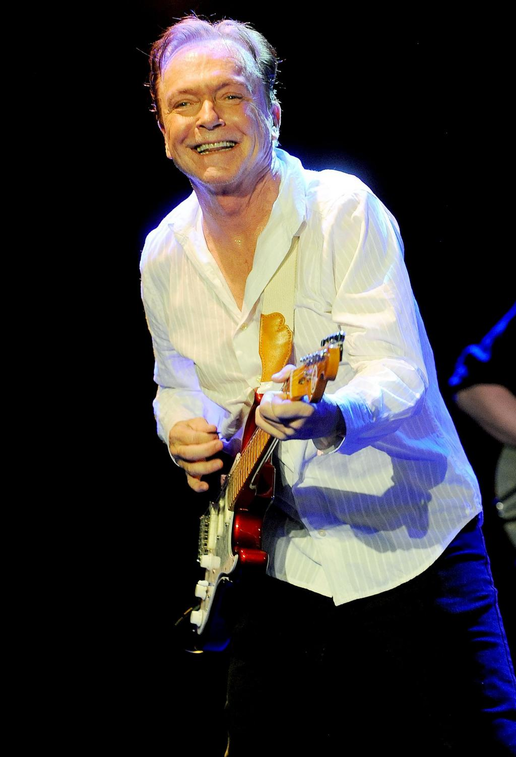 David Cassidy       's Final Concert: Star Gives Last Show After Ending Tour Because of Dementia
