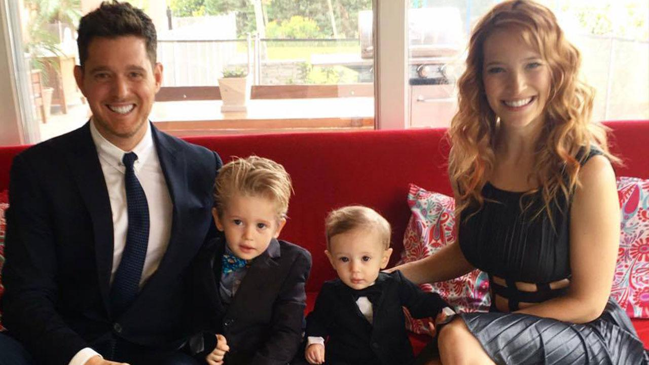 David Foster Is 'Certain' Michael Buble 'Will Not Sing Again Until His Child Is Well'