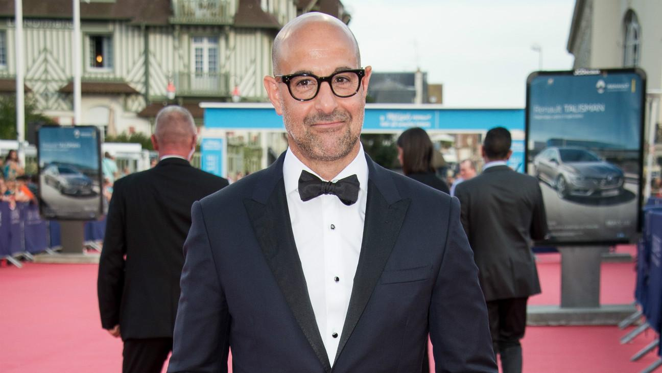 Deauville: Stanley Tucci Receives Career Tribute, Talks Ryan Murphy's 'Feud'
