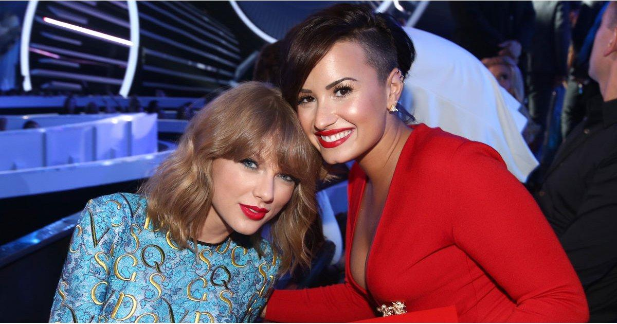 Demi Lovato Insinuates That Her Taylor Swift Quotes Were