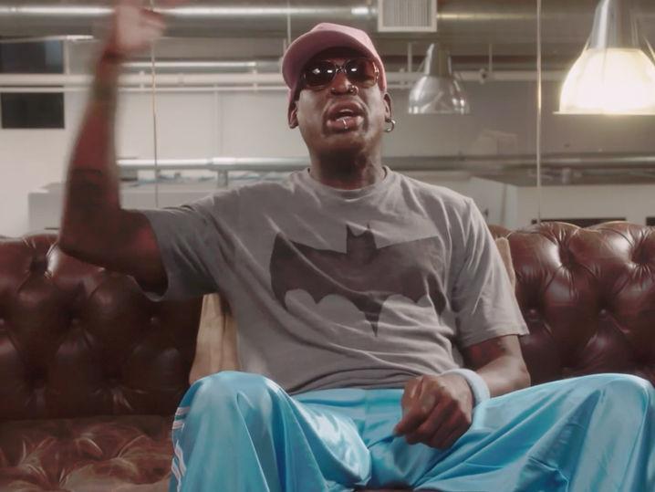 Dennis Rodman -- I Broke My Penis 3 Times ... 'Blood Everywhere' (Video)