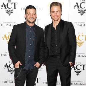 Derek Hough Talks Being Mark Ballas' Best Man: