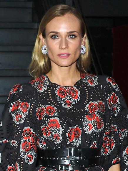 Diane Kruger Steps Out for Screening of Her New Movie Disorder in NYC