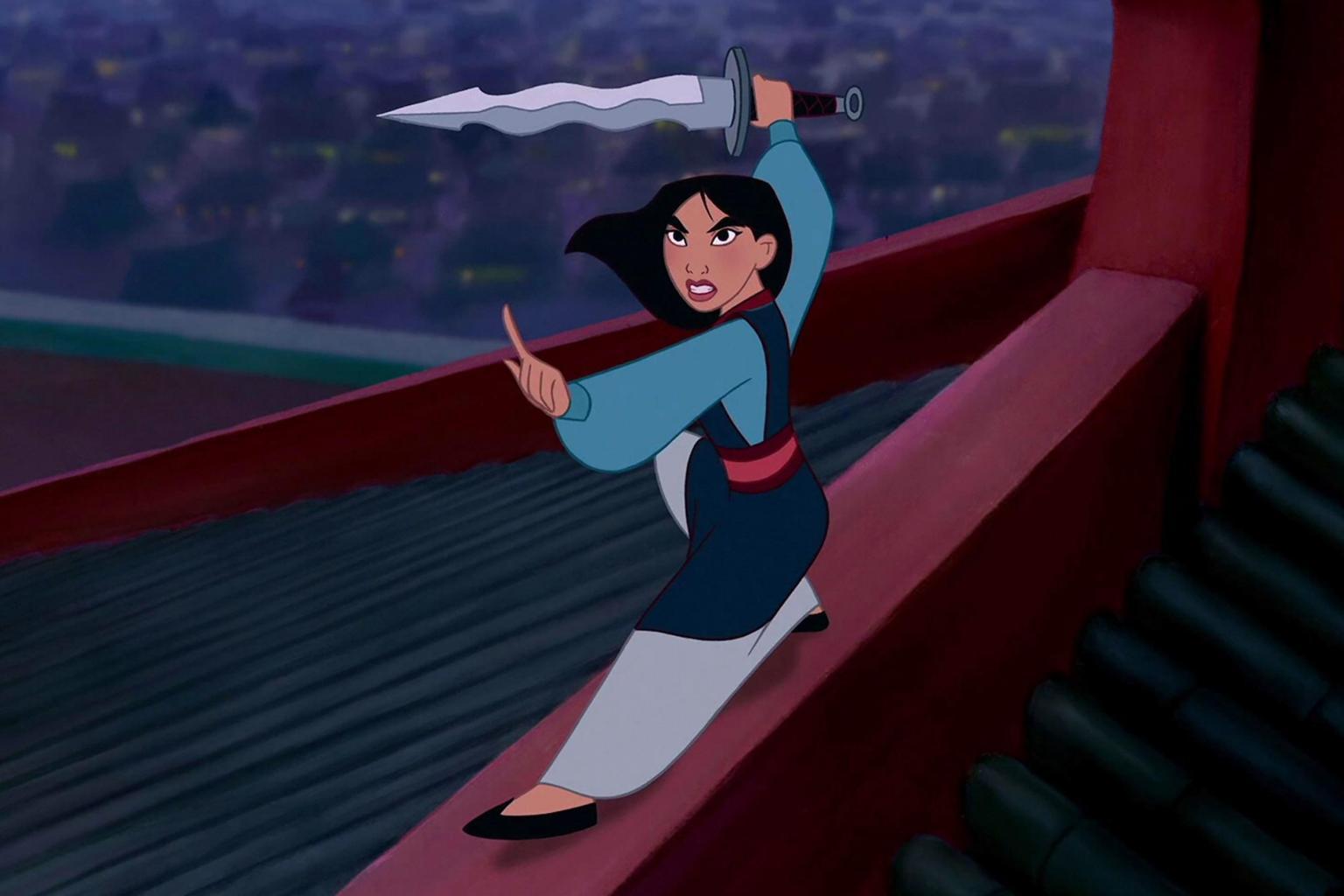 Disney       's Live-Action Mulan to Be        Girly Martial Arts Extravaganza,      '  Director Says