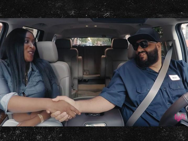 DJ Khaled -- I Got the Keys to Be Undercover Driver (Video)