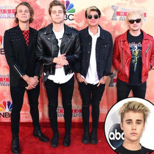 Does Justin Bieber Really ''Hate'' 5 Seconds of Summer?