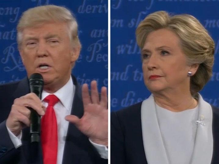 Donald Trump -- Bill Clinton Abused Women (Video)