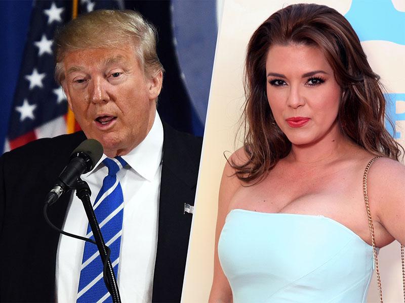 Donald Trump on Alicia Machado's Miss Universe Reign: 'I Saved Her Job'
