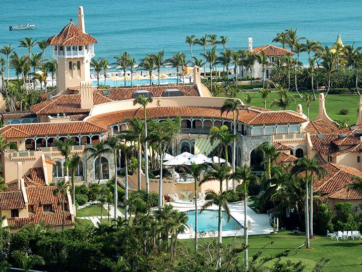 Donald Trump, Palm Beach Prosecutor Has His Back