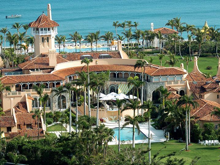 Donald Trump, Palm Beach Prosecutor Has His Back