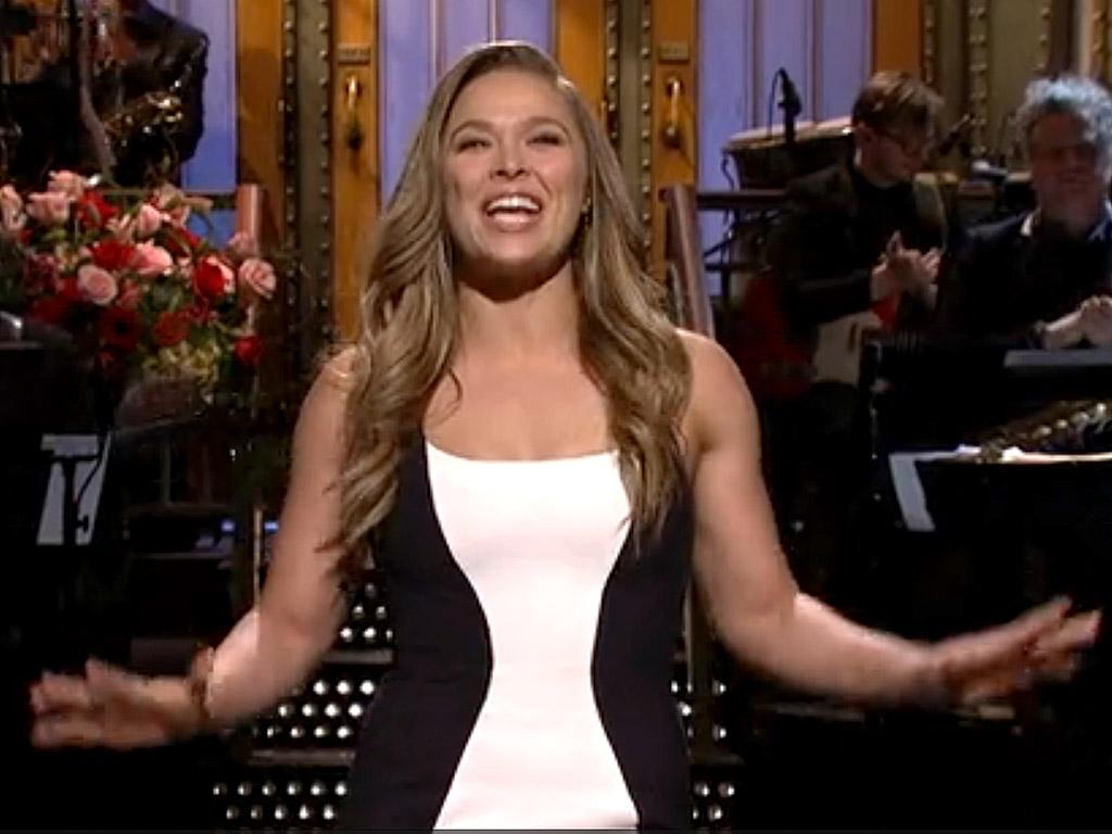 Don't Believe the Rumors - Ronda Rousey Is Not Engaged, Says