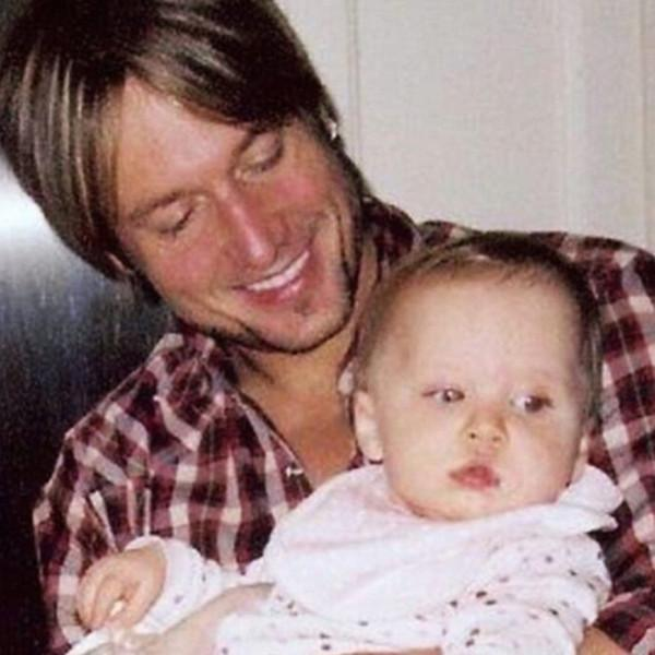Down-Home Cuteness: Country Music Stars and Their Kids