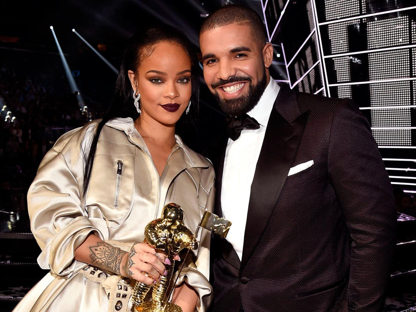Drake Tells Rihanna She's 'Somebody I Have a Lot of Love For' on Her 29th Birthday
