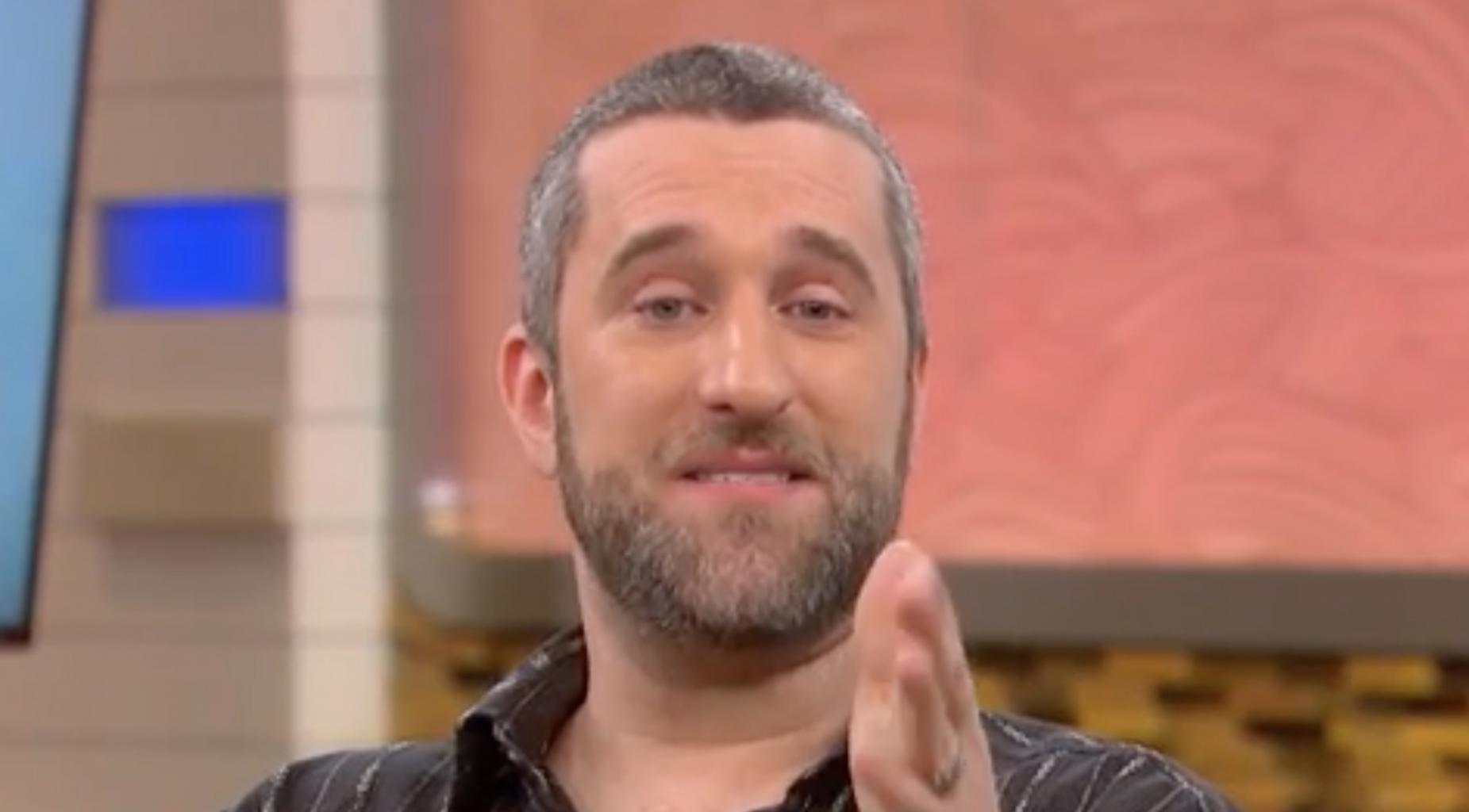 Dustin Diamond Apologizes To 'Saved By The Bell' Cast For Salacious Tell-All: 'I Didn't Write The Book'
