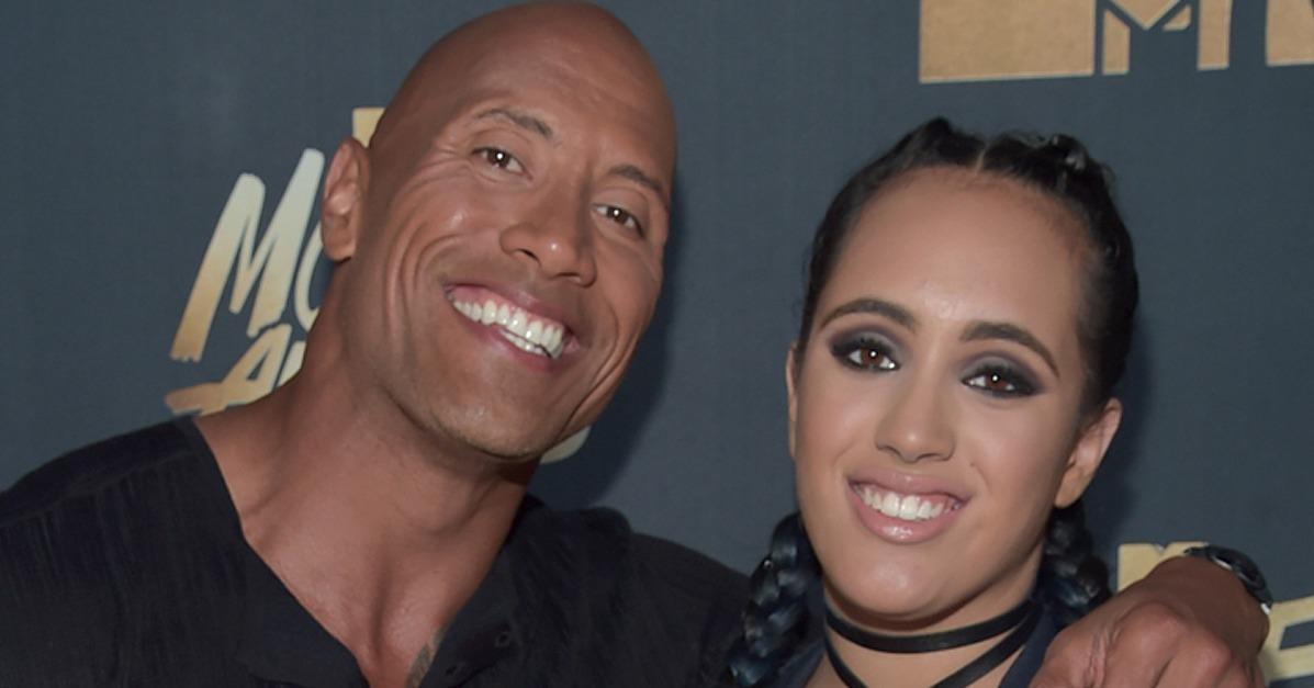 Dwayne Johnson Turns the MTV Movie Awards Into a Full-On Fam