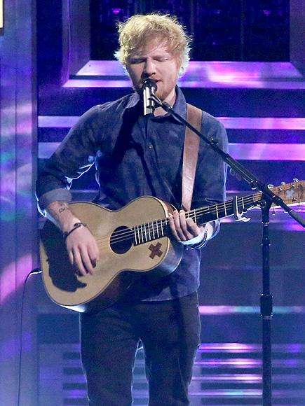 Ed Sheeran Sued For Similarities Over 'Thinking Out Loud' and Marvin Gaye's 'Let's Get It On:' Report