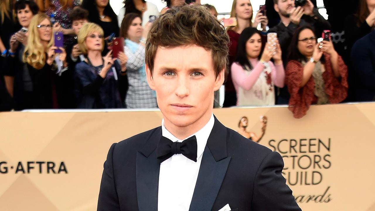 Eddie Redmayne Adorably Gushes About 4-Month-Old Daughter Iris, Teases Big 'Fantastic Beasts' Surprise
