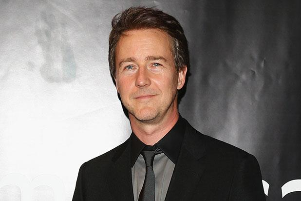 Edward Norton Raises $400,000 for Syrian Refugee