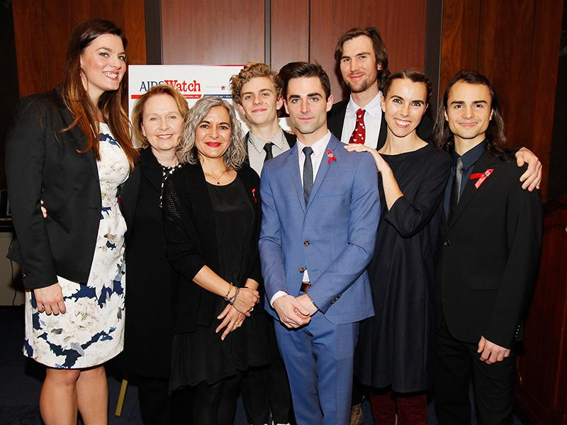 Elizabeth Taylor's Grandchildren Carry on Her Legacy at AIDS