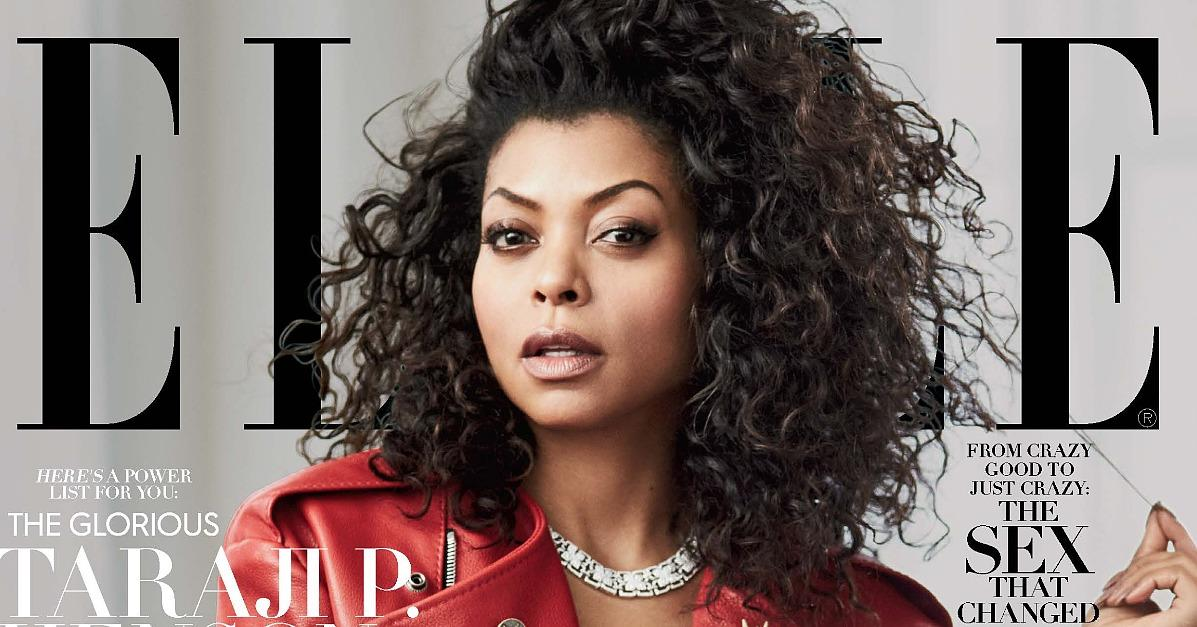 Elle's 2016 Women in TV Cover Stars Might Be the Most Divers