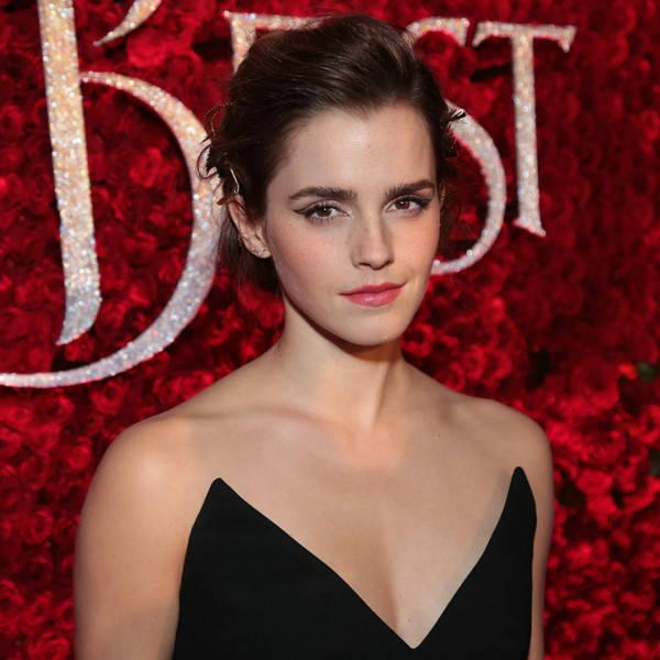 Emma Watson on Her Beauty and the Beast Premiere Look: