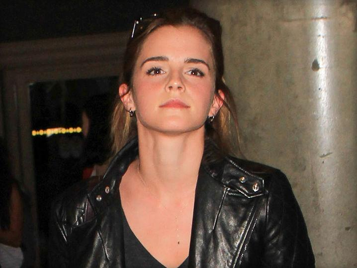 Emma Watson -- Take Down My Semi-Nude Pics Or Else!!!