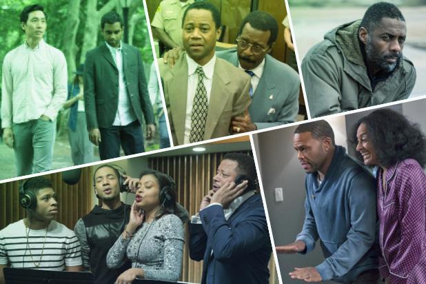 Emmys '  Diverse Noms Prevent #OscarsSoWhite-Type Catastrophe (Analysis)