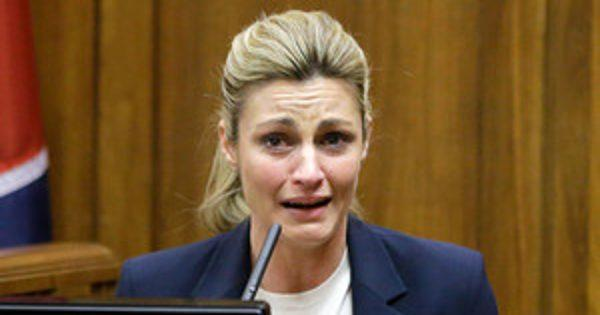 Erin Andrews Couldn't Hold Back the Tears While Testifying i