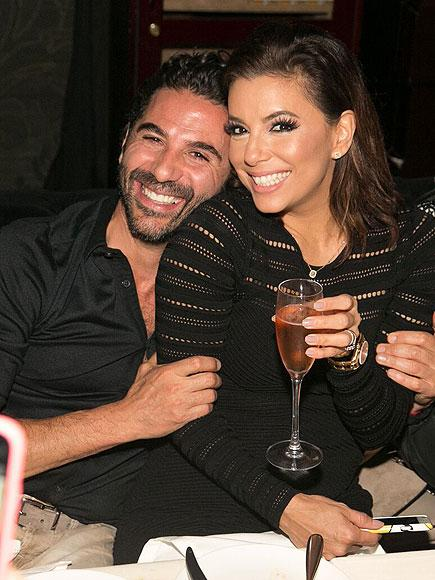 Eva Longoria and Jos'  Antonio Bast 'n Are Married!