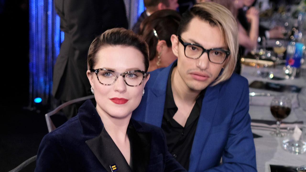 Evan Rachel Wood Engaged to Zach Villa, Rocks New Ring at SAG Awards