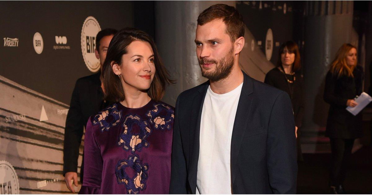 Even Jamie Dornan's Wife Gets Mesmerized by His Insanely Good Looks
