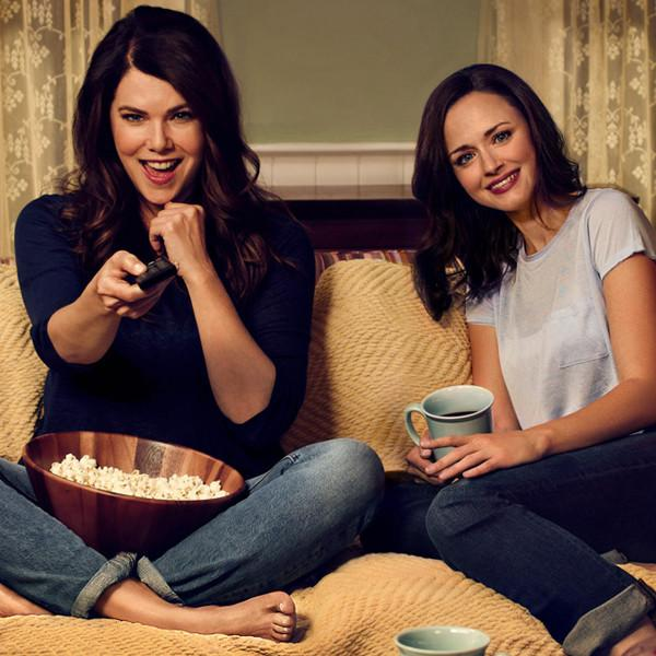 Every Single Thing Lorelai and Rory Ate and Drank During Gilmore Girls: A Year in the Life