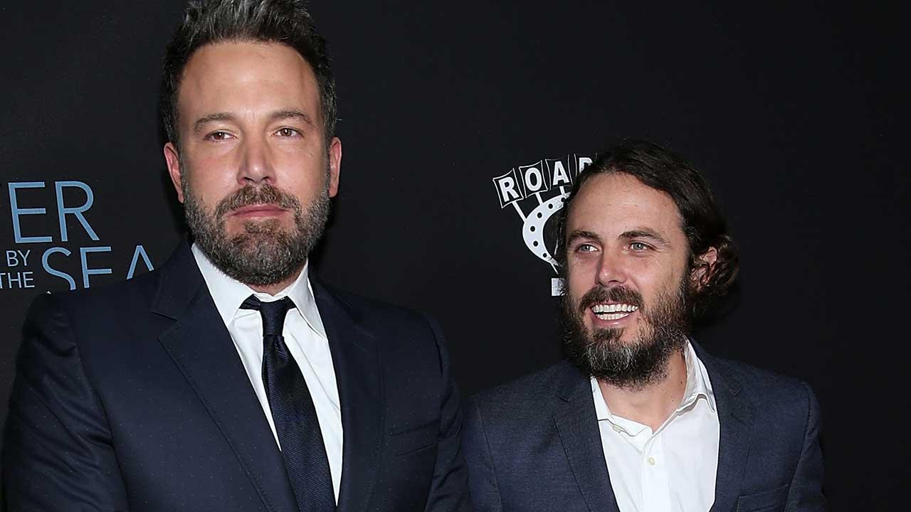 Exclusive: Ben Affleck Says Brother Casey's Golden Globes Win Was the 'Most Memorable Experience in My Life'
