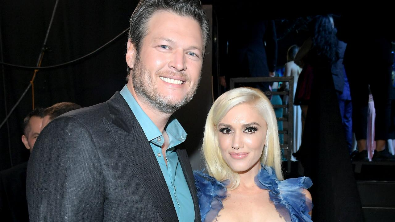 Exclusive: Blake Shelton Talks Valentine's Day Plans With Gwen Stefani