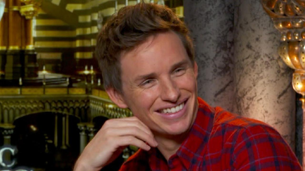 Exclusive: Eddie Redmayne Opens Up About Fatherhood:       'I Don       't Think Anything Can Prepare You