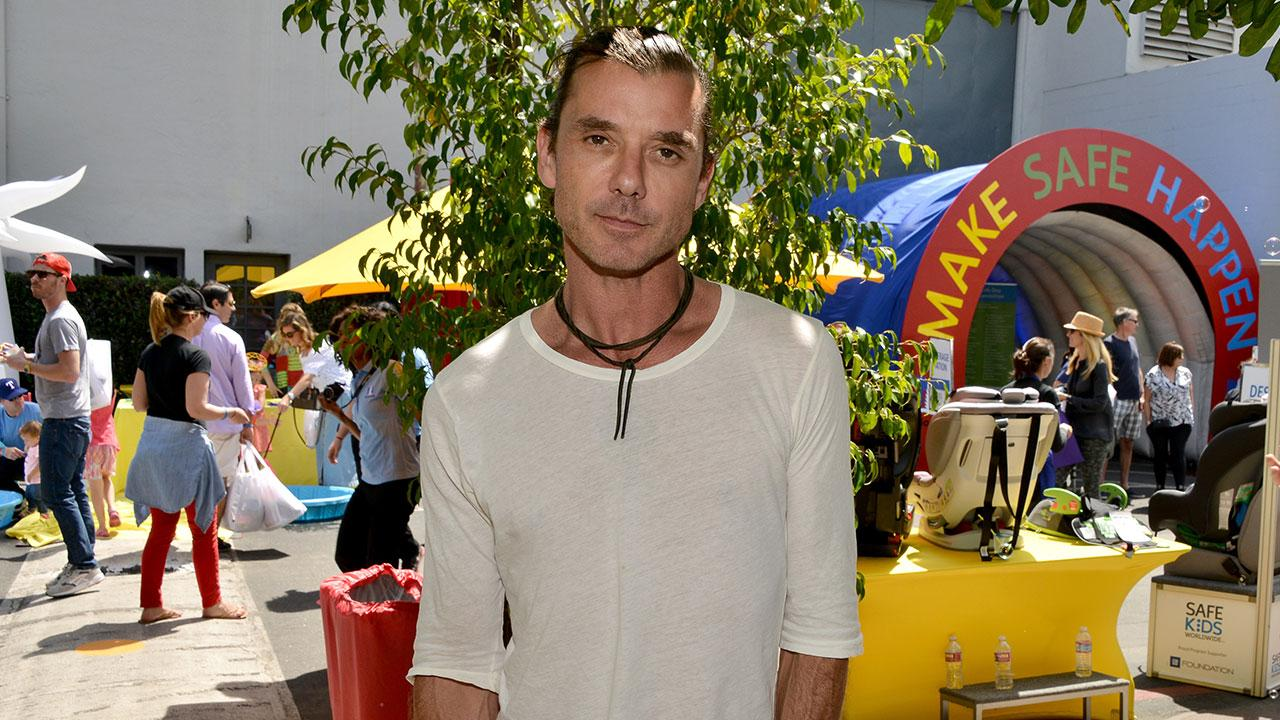 Exclusive: Gavin Rossdale Talks Co-Parenting During the Holidays and Getting His Kids Into Giving Back