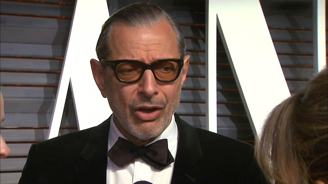 Exclusive: Jeff Goldblum Shares He and Wife Emilie Livingston are Expecting a Baby Boy!