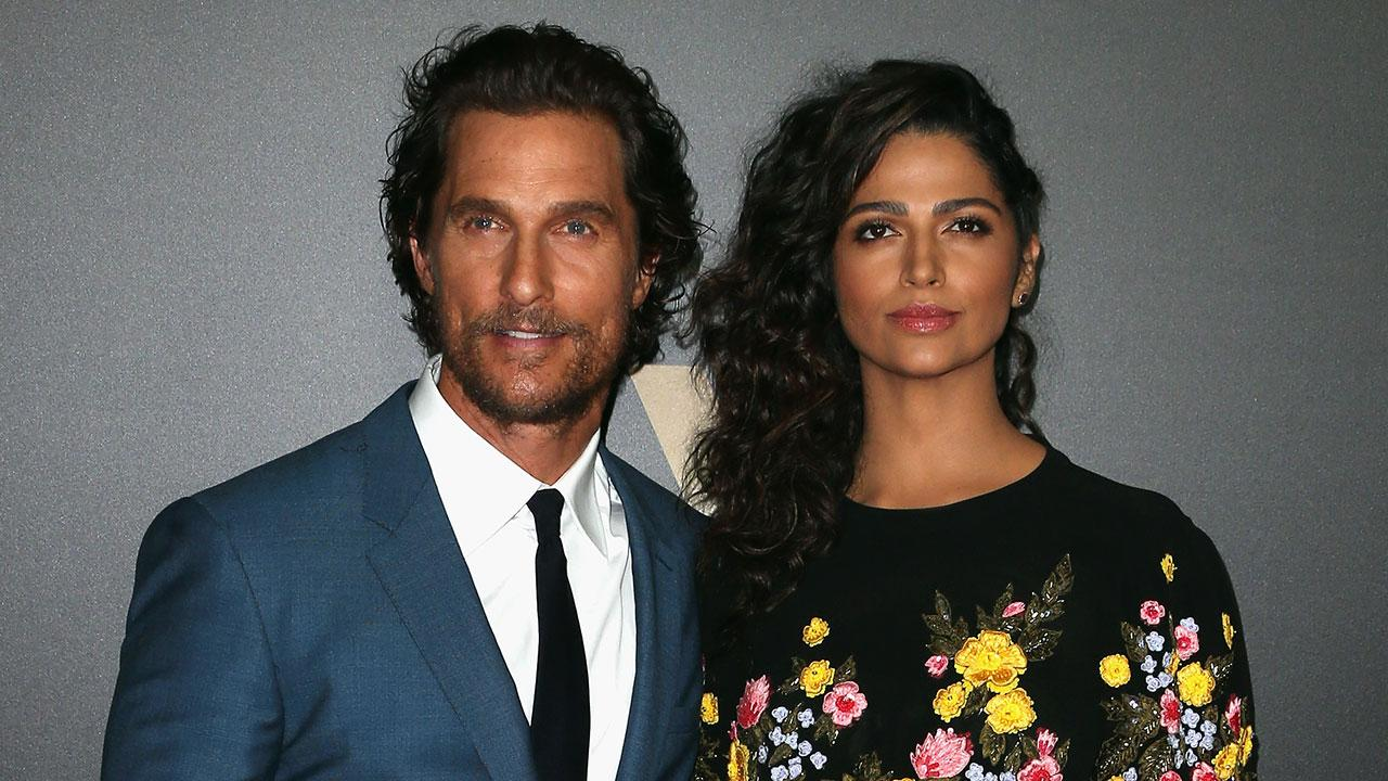 Exclusive: Matthew McConaughey Dishes on His Recent Birthday Festivities and Gaining Weight for 'Gold'