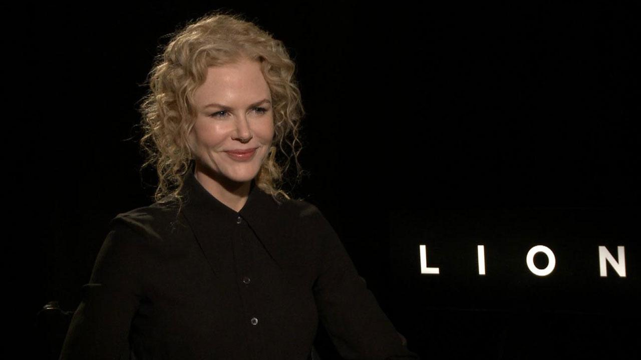 Exclusive: Nicole Kidman on 'Lion's Message of 'Unconditional Love' and Hanging With Her Hollywood Squad