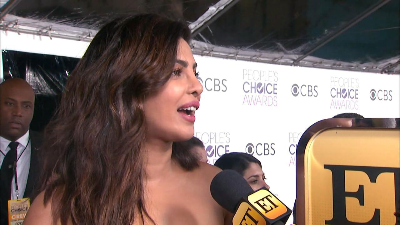 Exclusive: Priyanka Chopra Dishes On 'Quantico' Set Injury, Says She Won't Stop Doing Stunts